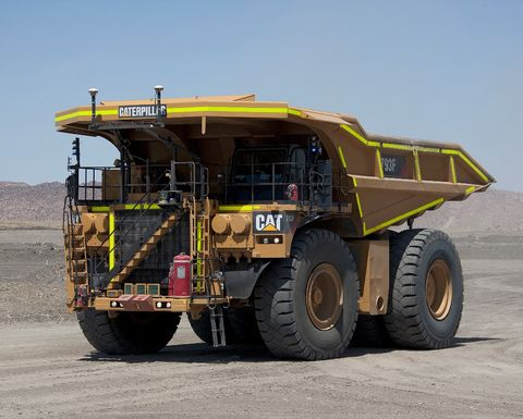Autonomous haulage in mining: reality or pipedream?