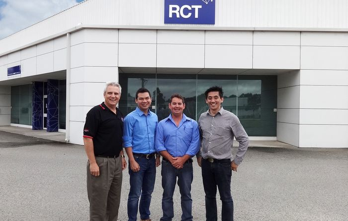 RCT expands distribution reach to Philippines