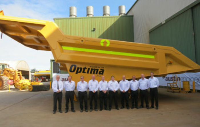 Austin Engineering launches Westech Optima