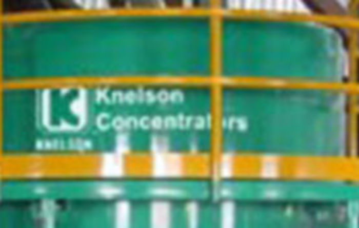 Knelson and Deswik joint venture