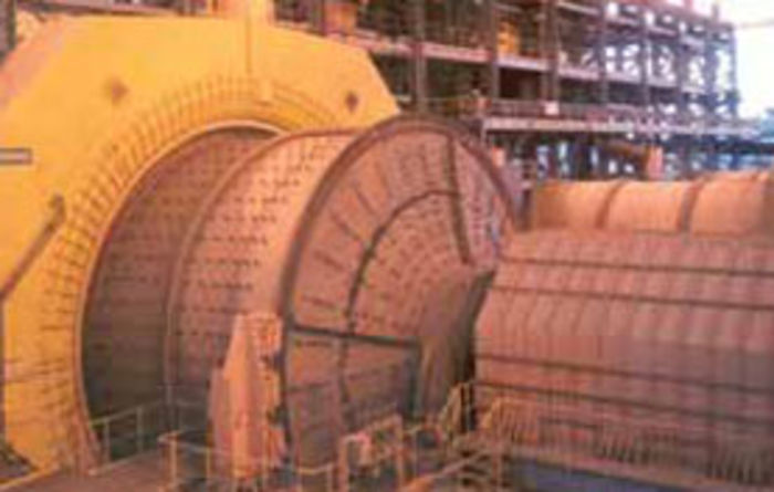 Third ball mill commissioned at Kinross Golds Paracatu plant