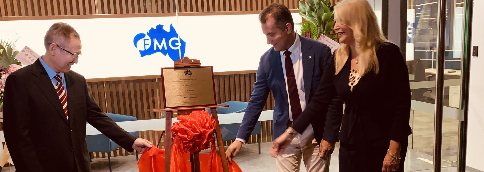New FMG Shanghai office strengthens China link
