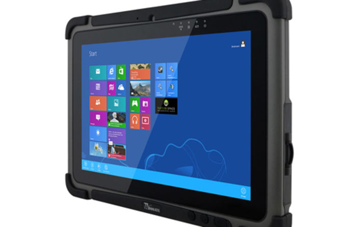 New rugged tablet from Winmate