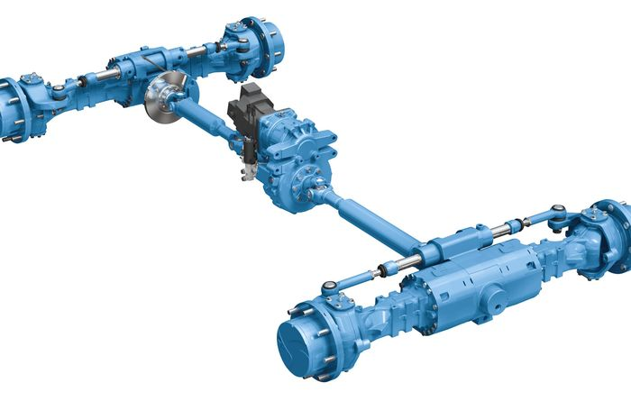 Dana launches new drivetrain solutions