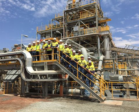 Valmec picks up Newmont Goldcorp contract