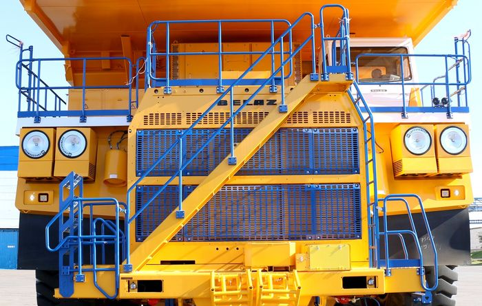 Coal India orders 96 BelAZ dumper trucks
