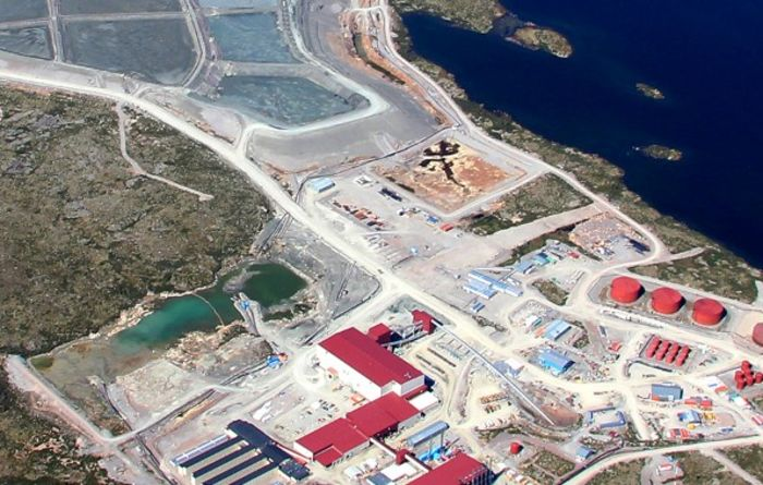 De Beers awards contract for Snap Lake