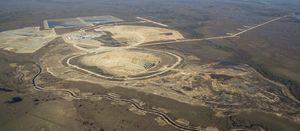 Victor mine to close
