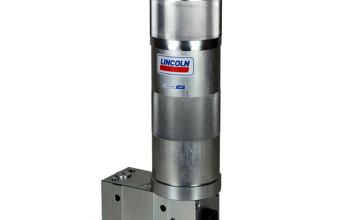 New hydraulically driven pump from SKF