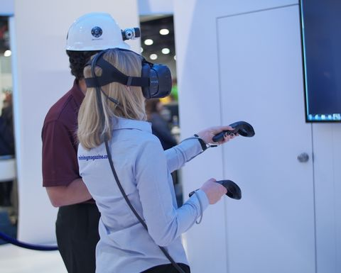 Immersive virtuality enters mining