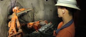 Oyu Tolgoi's second shaft ready