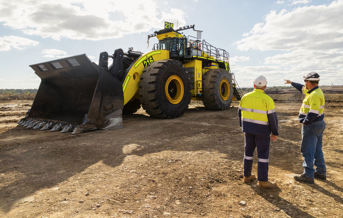 Argus WL purpose-built for wheel loader optimisation