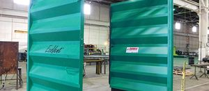 Jennmar to offer EcoVent equipment doors