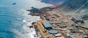 Chile's seawater, energy demand to grow significantly