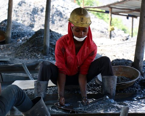 The rise of artisanal mining