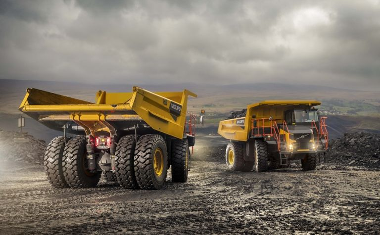 Volvo rigid haulers released