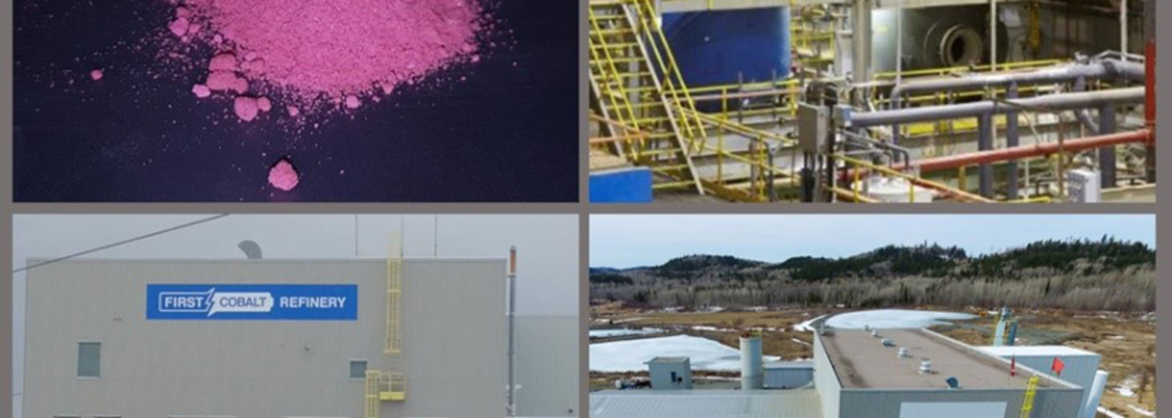 Glencore gets behind First Cobalt in refinery endeavour