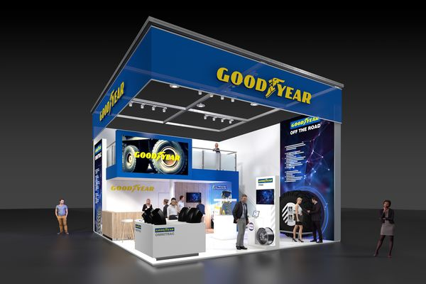 oodyear will be featuring its flagship products and solutions for fleets operating in the worlds of construction and mining at auma