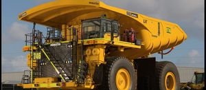 Downer takes delivery of Komatsu 830E-5 trucks