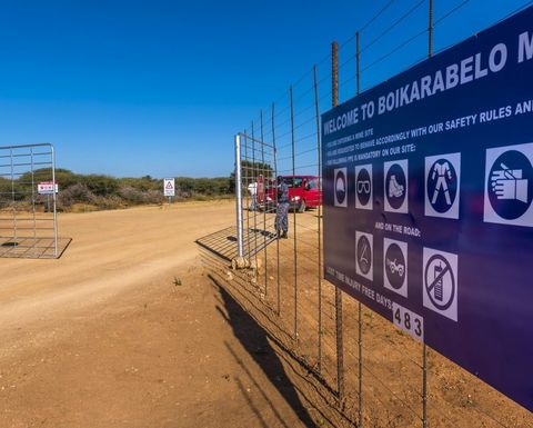 Sedgman to build Boikarabelo processing plant