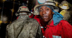 South Africa's miners see light in the dark