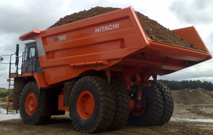 Eesti Energia selects Hitachi truck fleet