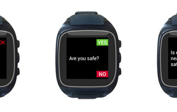 Partners launch MineSafe Smartwatch