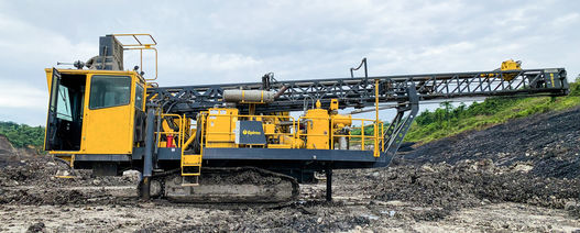 Epiroc introduces DM30 II SP blasthole drill