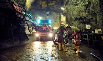 Exyn launches autonomous aerial robot for underground mines