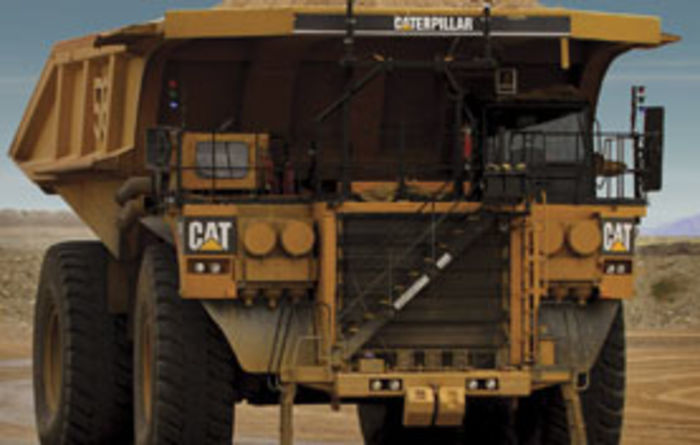 Cat and WesTrac sign autonomous truck deal