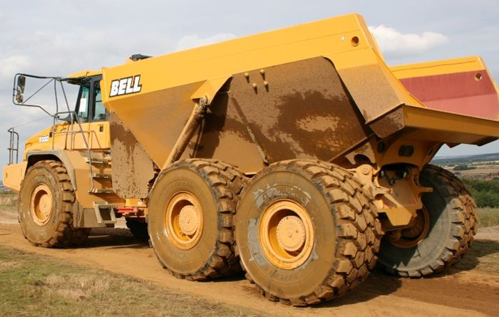 Bell selects ECI JCB for Ireland