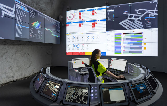 Sandvik, Newtrax drive digitalisation at Kemi mine