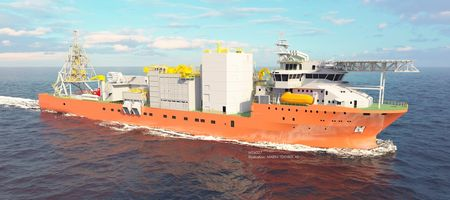 ABB to power De Beers deep-water diamond vessel
