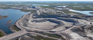 De Beers ramps up Gahcho Kué