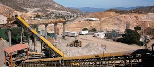Aranzazu's copper concentrate on the move