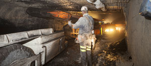 Keeping miners off collision course