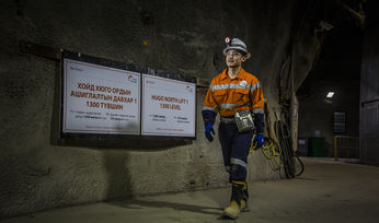Oyu Tolgoi progressing well, Rio says