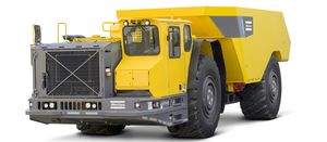 Atlas Copco launches Minetruck MT54