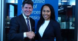 AusIMM and IWIMRA formalised their committment at the recent Thought Leadership Series in Perth