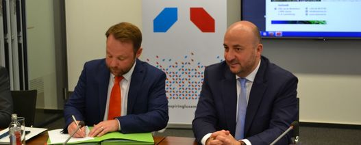 Luxembourg and Kleos Space sign MoU