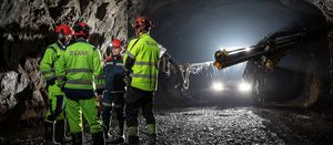 Sustainable underground mining project ready for kick-off