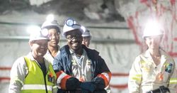 Operations back online at Sibanye's Thembelani