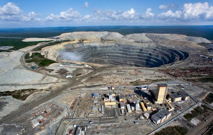 Alrosa invests Rb4.4 billion in eco projects