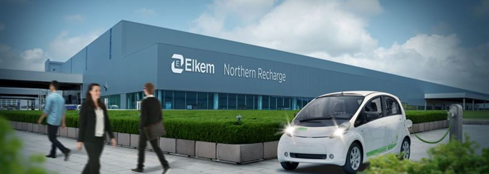 Elkem plans battery graphite plant in Norway