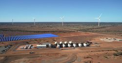 Gold Fields invests in hybrid power for Agnew