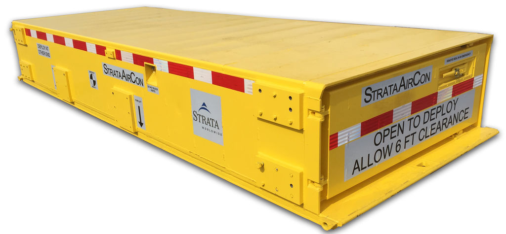Strata XP-AC receives MSHA approval