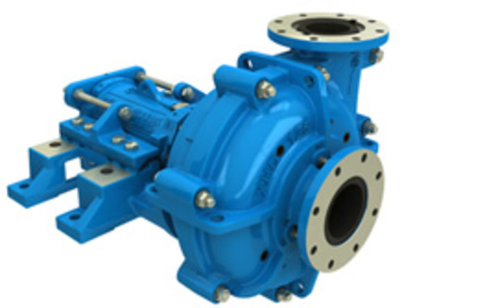 ITT reveals new XHD slurry pump
