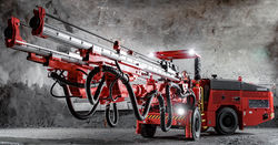 Sandvik Mining launches DD320S jumbo
