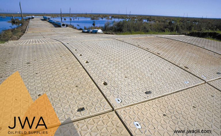 JWA enters matting, ground access product to BHP safety initiative