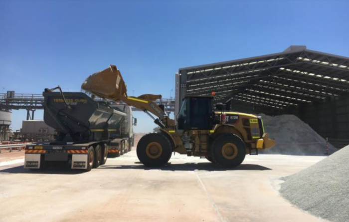 Pilbara Minerals on track for first shipment